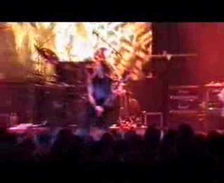 MORBID ANGEL: Bil Ur-Sag - unknown place December 2000