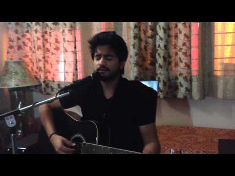 Aahatein - Agnee (splitsvilla 4 theme song) cover by Abhinav...