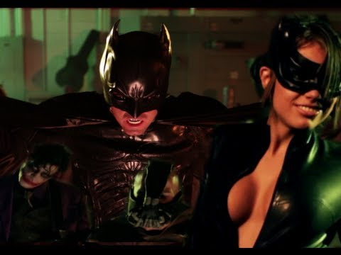 THE DARK KNIGHT RISES MUSIC VIDEO - MOCKSTARS