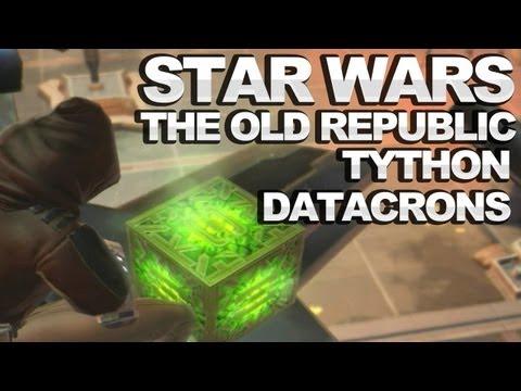 The Old Republic - Tython Datacron Locations