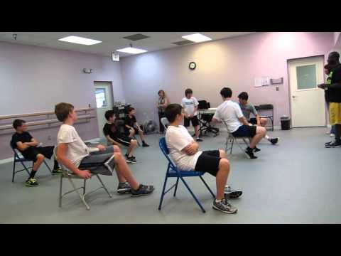 Adventure Theatre MTC's Summer Program Rehearsal