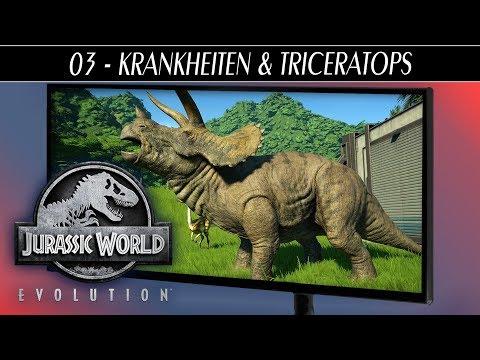 Jurassic World Evolution deutsch