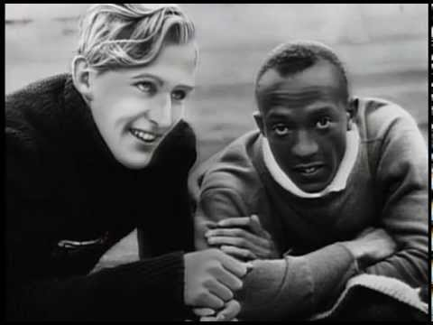 Jesse Owens - 1936 Olympics