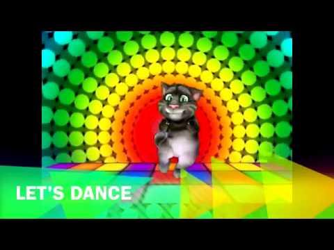 Il Gatto Tom Che Balla! Let's Dance!!!