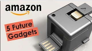 5 SMARTPHONE Traveling GADGETS you can buy on AMAZON ⏱ FUTURE HI-TECH GADGETS TECHNOLOGY