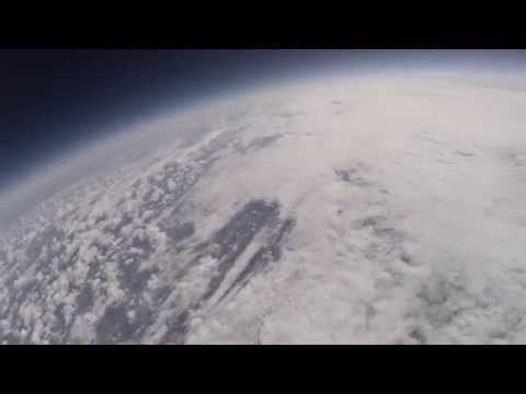 The Story Of A Weather Balloon 101,000ft 2.7k