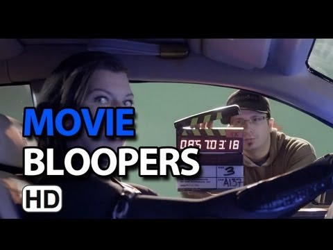 Resident Evil: Retribution (2012) Bloopers Gag Reel video