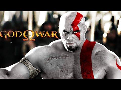 GOD OF WAR Full Movie Complete Saga All Cutscenes God of War 1. 2. 3. 4 Ascension  PS4 2018