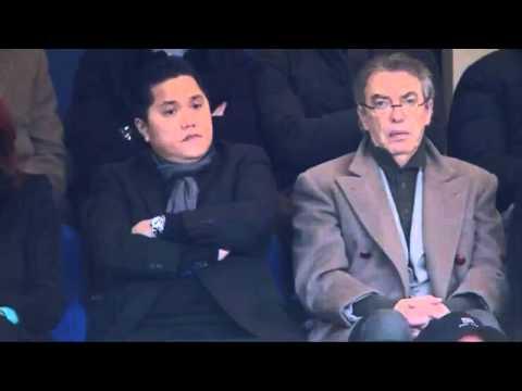 Inter-Torino 0-1 Recalcati distrutto
