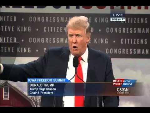 Donald Trump Blasts Jeb Bush, Mitt Romney at