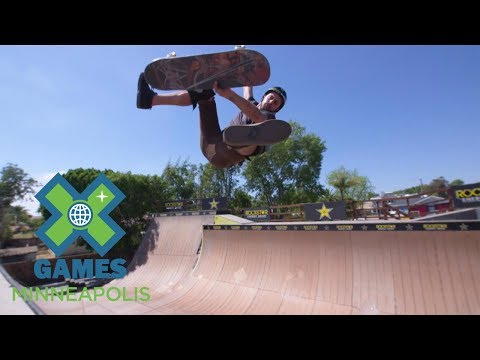 Elliot Sloan: Athlete Profile | X Games Minneapolis 2017