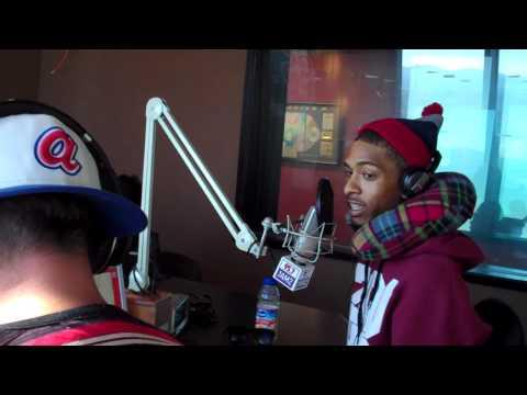 New Boyz Interviewed on 95.7 Jamz Morning Show Birmingham 10.04.10.
