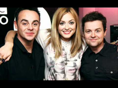 Ant and Dec on Fearne Cotton part 1