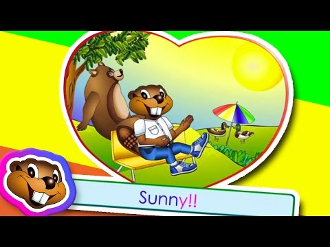 The Weather Song (Clip) - Kids + Children Learn English Songs
