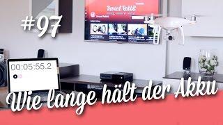 Wie Lange Hält Der Akku Des Dji Phantom 4 Tatsächlich ? // In FHD 60 Fps // #97