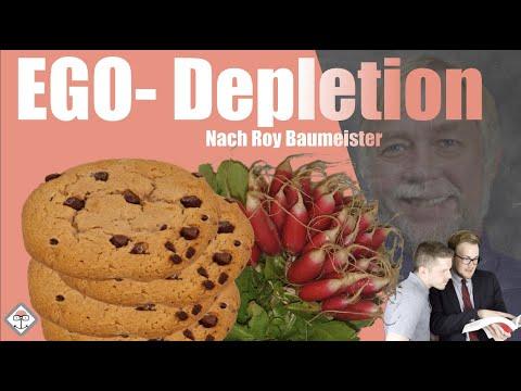 Ego Depletion einfach erklärt mit Beispiel
