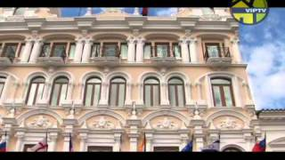 Hotel Plaza Grande / Centro Historico de Quito / VIPTV REAL ESTATE TV