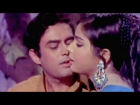 Tere Hothon Ke Do Phool - Mukesh Lata Mangeshkar Paras Romantic...