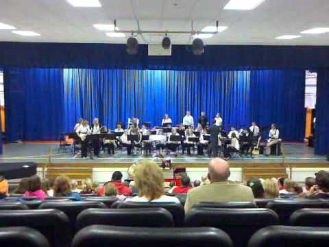 Senior Recognition - Newcomerstown High School Band