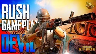 Pubg mobile live | Rush gameplay!