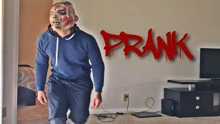 FUNNY HALLOWEEN PRANK ON OUR KIDS
