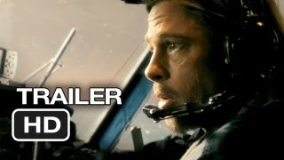 World War Z - Trailer - World War Z TRAILER (2013) - Brad Pitt Movie HD
