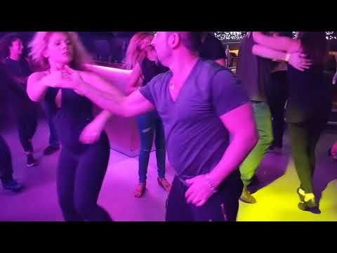 ZLUK 19FEB2018 Social dances TBT_1 ~ video by Zouk Soul