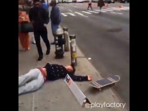 SKATEBOARDER DIES