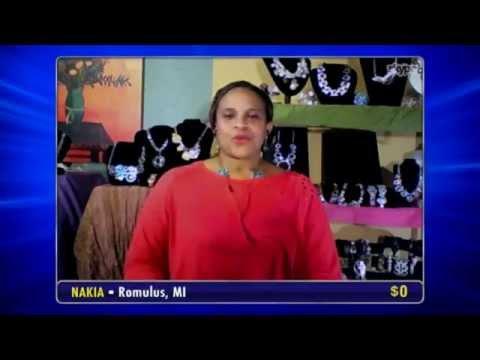 Let's Ask America - Meet Nakia!