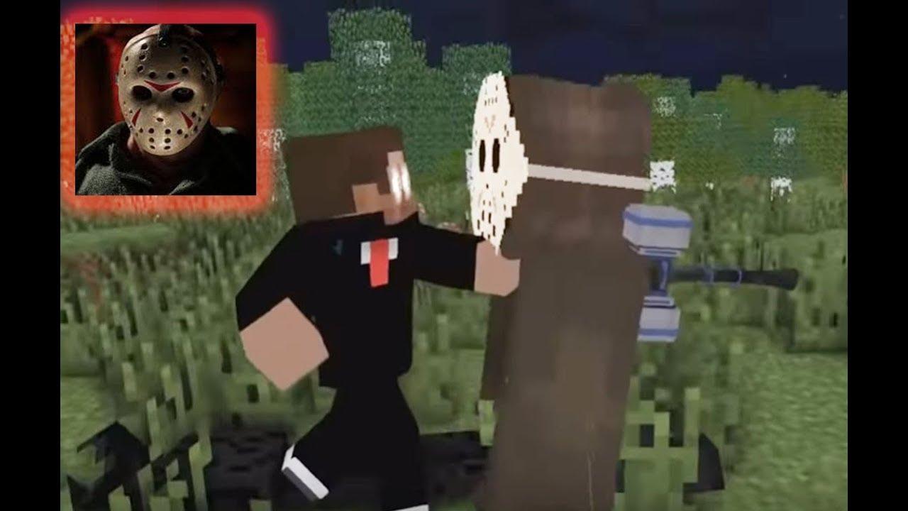 Monster School : Season 3 Jason & Clown (THE RETURN) PART 1 - Minecraft Animation