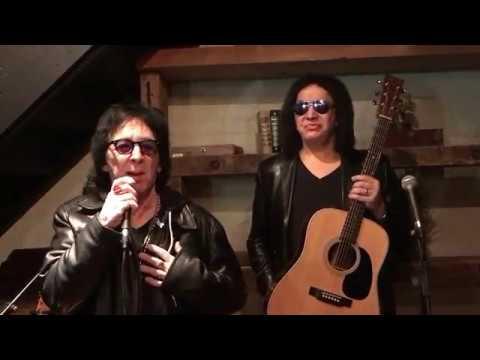 Gene Simmons & Peter Criss NYC Vault Experience