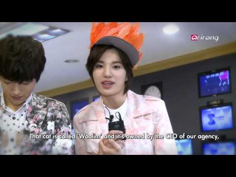 Showbiz Korea - 7 Men in Love- the group Infinite 사랑에 빠진 일곱 남자 인피니트