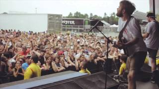 ENTER SHIKARI - Warped Tour 2014. #1 [first two days live montage].
