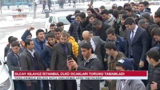 Genel Başkanımız Olcay Kılavuz'un İstanbul Ziyaretleri - 2