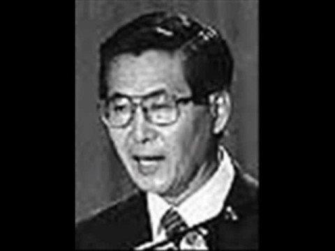 Debate Vargas Llosa- Fujimori.   Perú 1990
