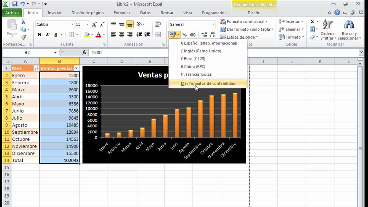 Tutorial Excel Tablas Dinamicas Youtube | newhairstylesformen2014.com