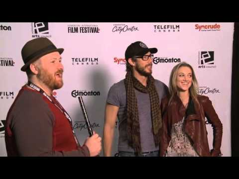 SEX AFTER KIDS Red Carpet Interview -- Take 2 -- at the 2013 Edmonton International Film Festival!
