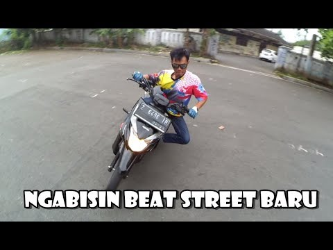 Olahraga Sore Mainin Beat Street Baru punya orang lain
