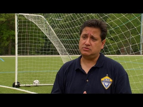 Coach Paul Cuadros On Parent Participation | Los Jets