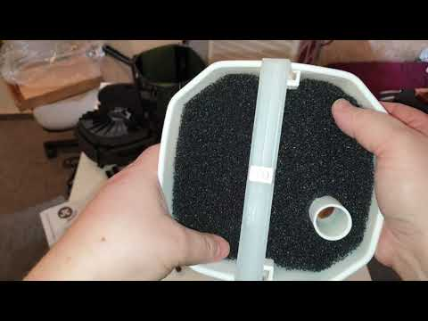 Pimp my Filter deutsch JK Animals external Filter 600 Unboxing,Test Review Tuning