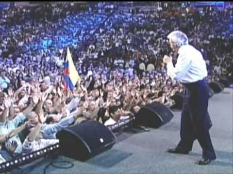 Benny Hinn - Fresh Wind of the Holy Spirit