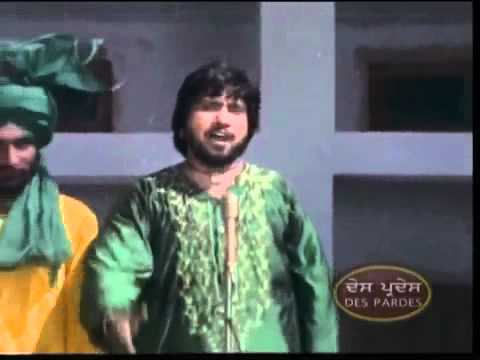 Surjit Bindrakhia And Surinder Shinda  Song From Old Punjabi Movie video