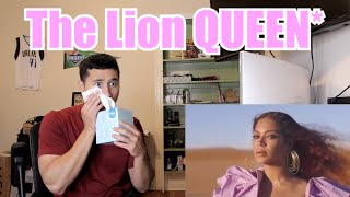 Beyoncé – SPIRIT from Disney's The Lion King (Official Video) - REACTION!!!!