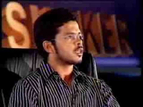 Sreesanth's Interview on Manorama News [3/7]