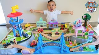 PAW Patrol Adventure Bay Play Table Childrens Fun Playtime With CKN Toys