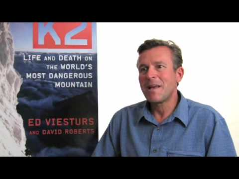 Ed Viesturs on K2: What's Next