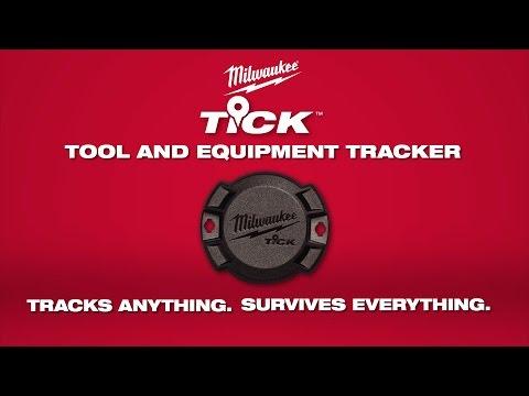 Milwaukee® TICK™ Tool and Equipment Tracker