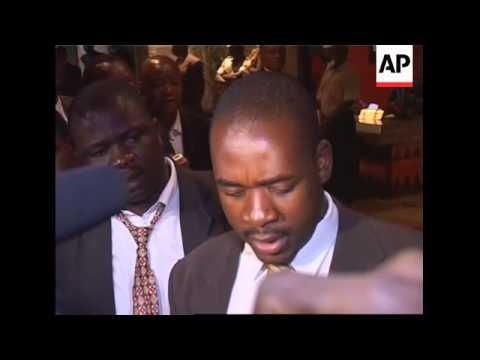 Opposition declares impasse, Mugabe, MDC spox, protest