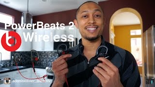 Powerbeats 2 Wireless Review