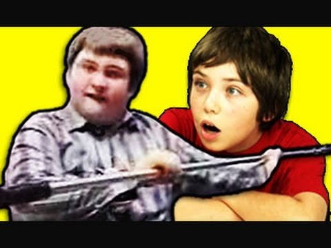 Kids React To Star Wars Kid